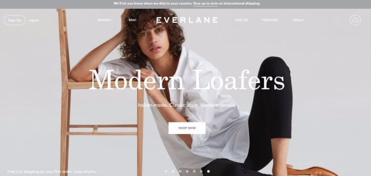 Everlane Radical Transparency Pure Fashion Retailer