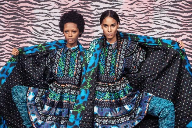 HM by Kenzo Fashion retail