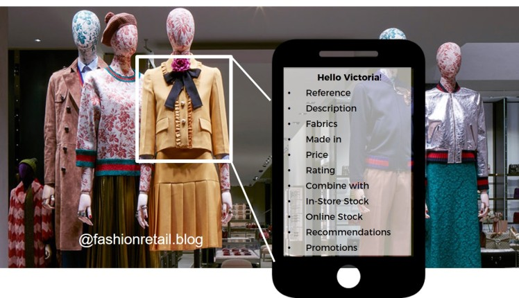 Augmented Reality in Fashion - Fashionretail.blog