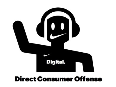 Nike Digital Strategy Direct Consumer Offense