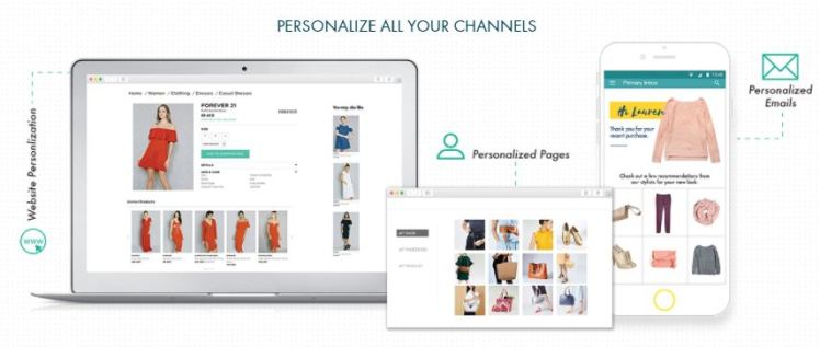 VUE.AI artificial intelligence for fashion and retail