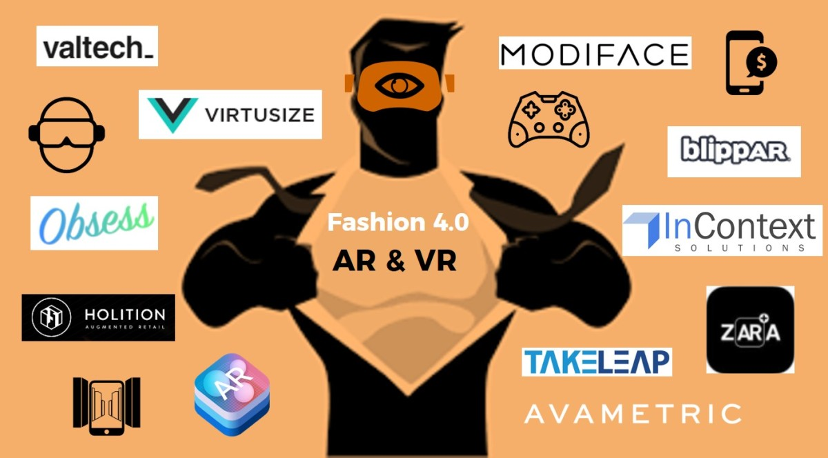 1245f7a9a6 AR and VR in Fashion Retail – The Fashion Retailer