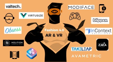 Artificial Reality and Virtual Reality in Fashion retail - The Fahion Retailer blog