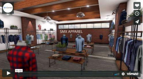 InContext Solutions Virtual Reality Fashion Apparel - The Fashion Retailer