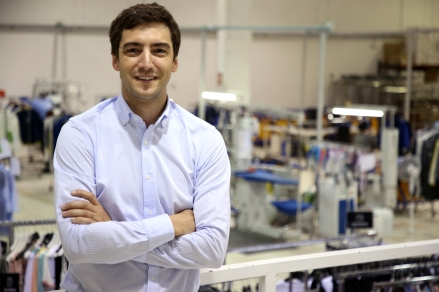Oriol Puig Global Production Director at Privalia - Fashion retail blog interview