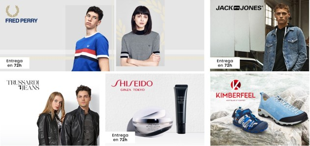 Privalia Marketplace brands campaigns - Fashion Retail