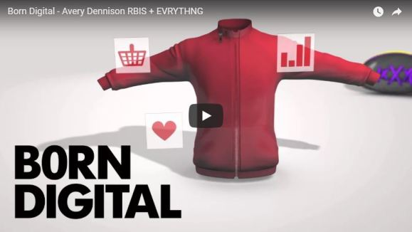 Born Digital EVRYTHNG Avery Dennison IoT Fashion Apparel - Fashion Retail
