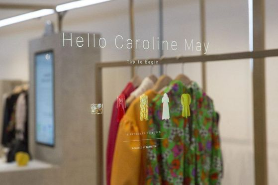 Farfecth Store of the Future - IoT - The Fashion Retailer
