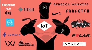 Internet of Things and Fashion Retail - IoT - The Fashion Retailer
