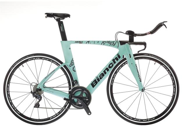 Bianchi Aquila best cycling brands for triathlon