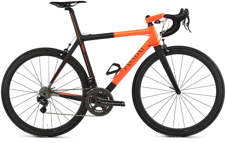 Passoni Nero XL Top cycling bikes
