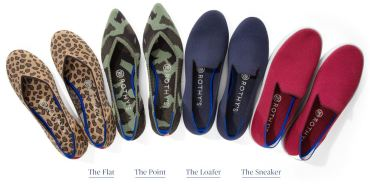 Rothy shoes sustainable fashion retail game changer long tail brand