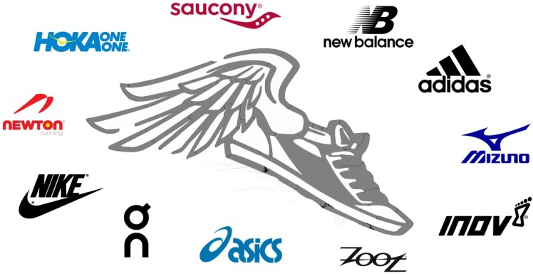 Top triathlon brands for running shoes