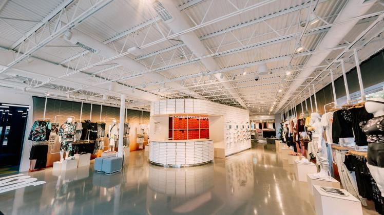 Nike Melrose curated new concept store in LA fashion retail