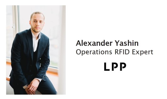 A few words with Alexander Yashin LPP RFID Expert for The Fashion Retailer blog