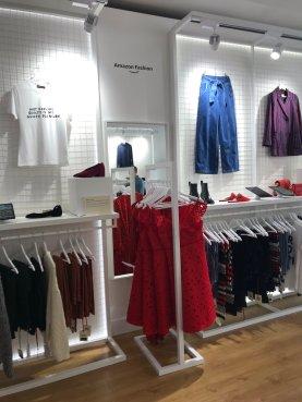 Amazon Pop-Up Store Fashion Retail London