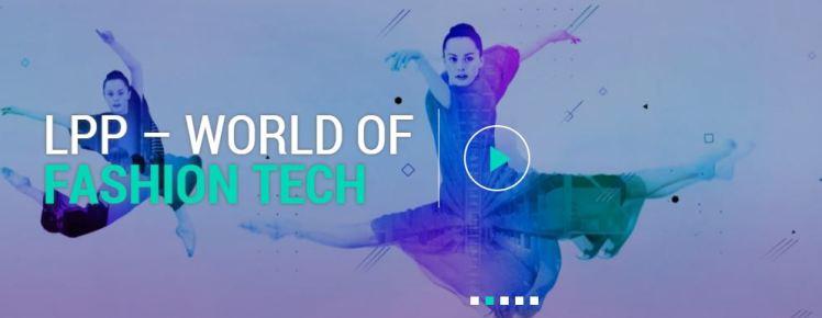 Fashtech LPP Fashion Tech retailer from Poland