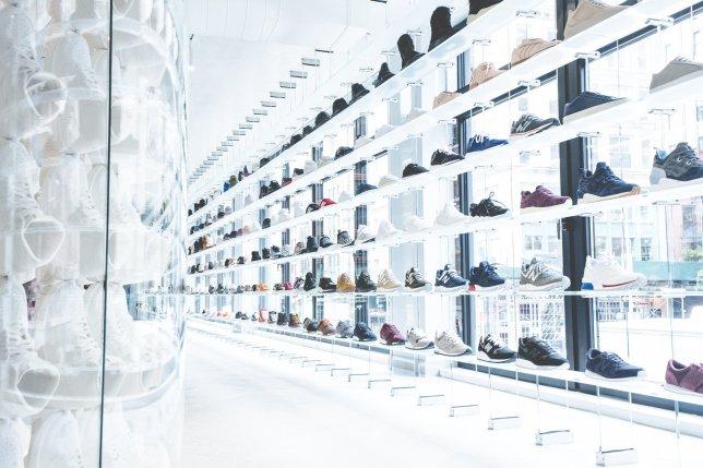 Kith Soho fashion streetwear store customer experience