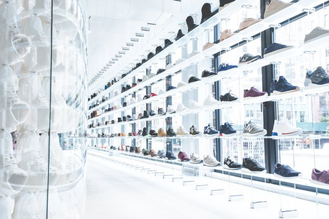 Kith Soho fashion streetwear store customer experience