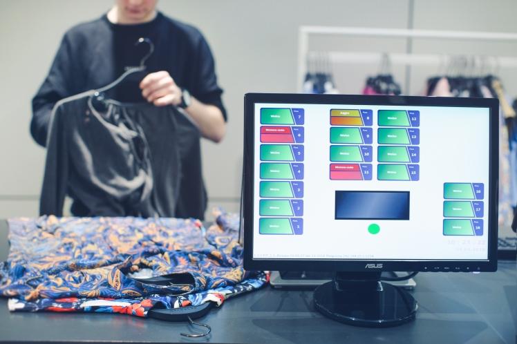 LPP Fashion retailer RFID Technology