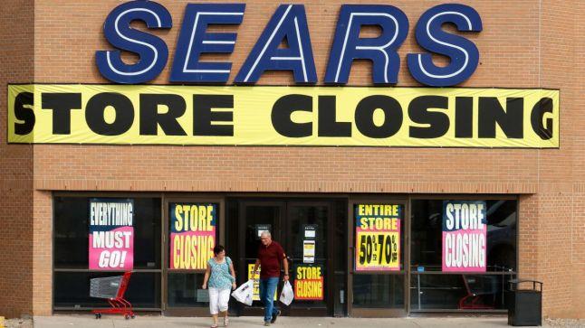 Sear Store closing American retailer icon bankruptcy