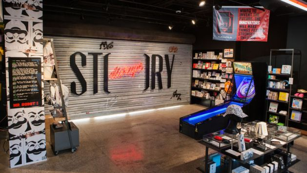Story Store NYC Fashion Retail Customer Experience