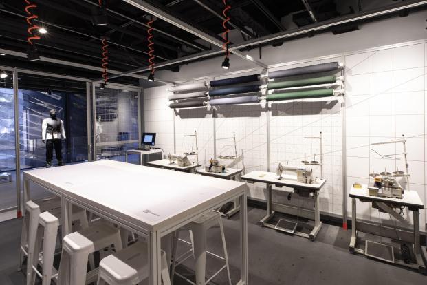 NikeNYC_Flagship_Nike expert studio_fashionretail