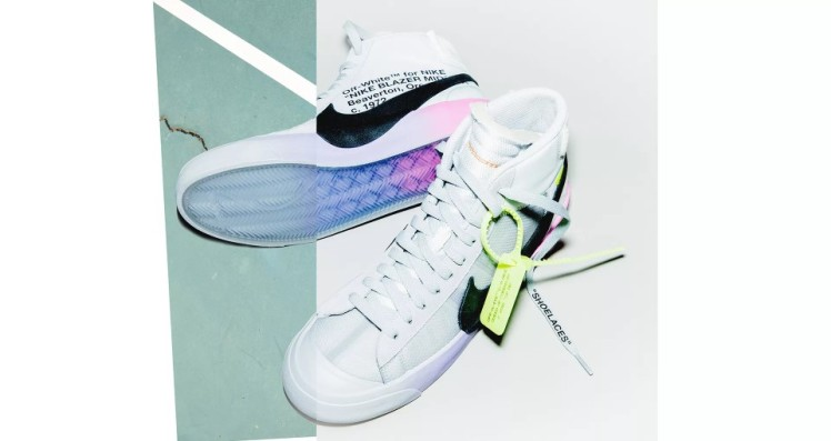 Nike Serena Williams Virgil Abloh Off White limited edition fashion capsule collection