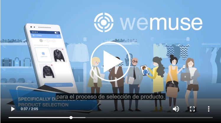 Wemuse Fashion Retail App