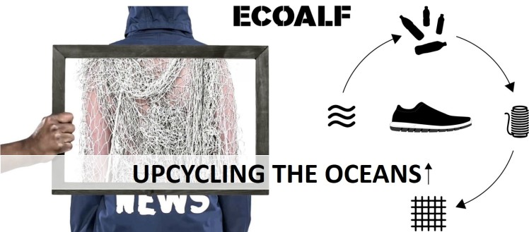 ECOALF Upcycling the oceans sustainability circular fashion brand