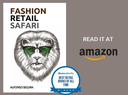 Best Retail Books fashion business trends industry insights_Fashion Retail Safari_Alfonso Segura